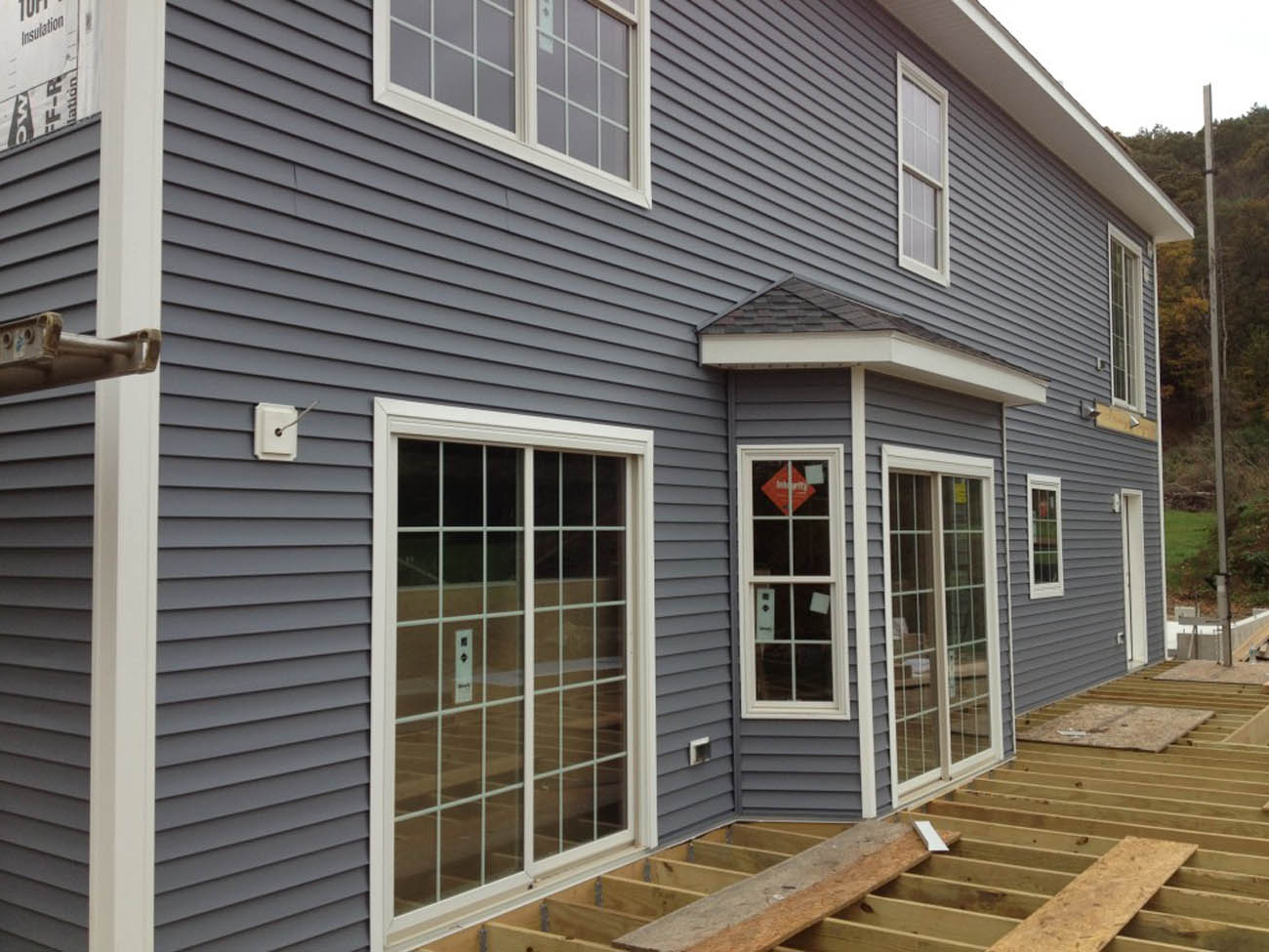 project by Renovax Siding Contractors